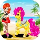 Princesa Pony Love - juegos para niños icon