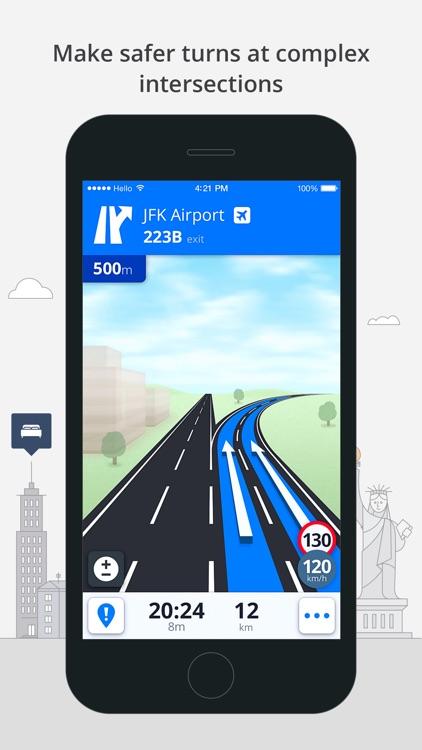 Sygic Australia & New Zealand: GPS Navigation screenshot-4