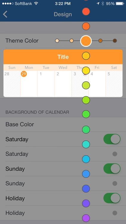 TapCal 2 for iPhone and iPad