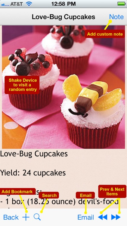 300 Cupcake Recipe screenshot-4