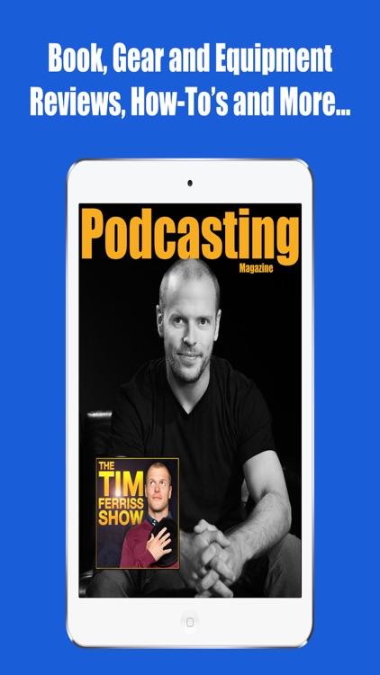 Podcasting Magazine screenshot-4