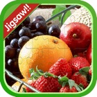 Fruit And Vegetable Jigsaw Puzzle For Kids Toddler icon