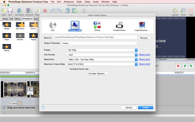 Photostage slideshow producer free na mac app store photostage slideshow producer free na mac app store ccuart Gallery