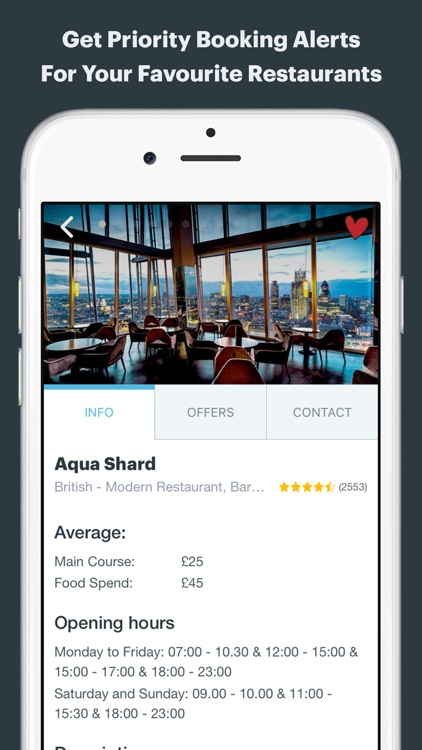 Bookatable screenshot-4