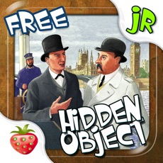 Activities of Hidden Object Game Jr FREE - Sherlock Holmes: The Sign of Four