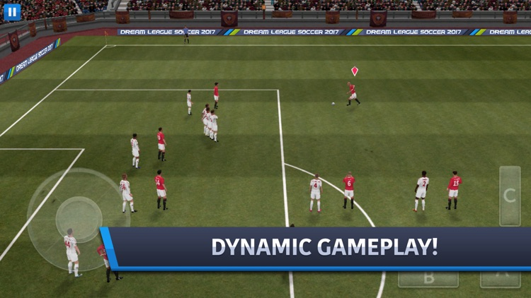 Dream League Soccer screenshot-3