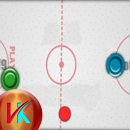 Save The Ball Air Hockey - Sports Game