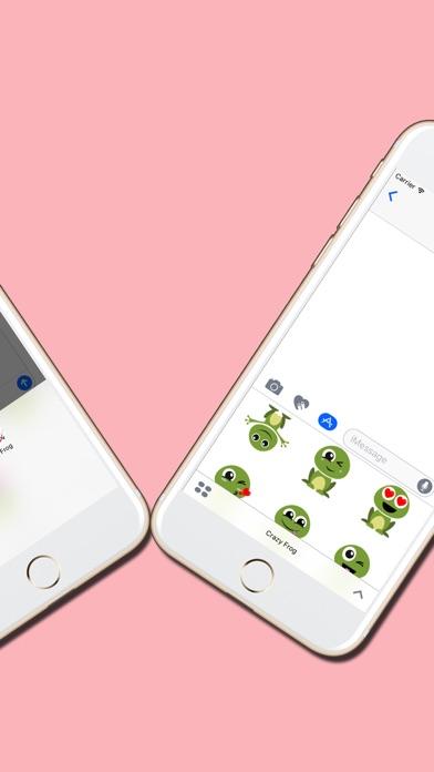 Crazy Frog : Emojis & Stickersのスクリーンショット2