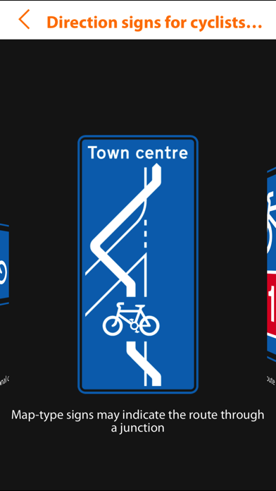 UK Road & Traffic Signs Lite screenshot four