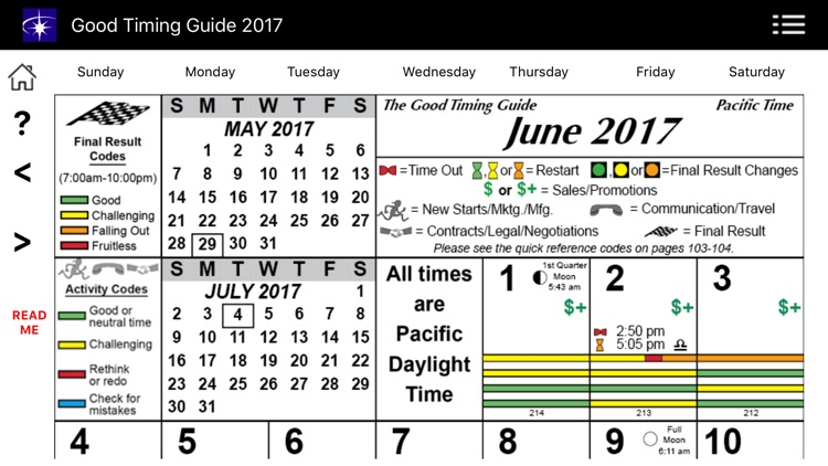 Good Timing Guide 2017 screenshot-4