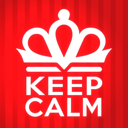 Keep Calm!!! Funny Poster Maker