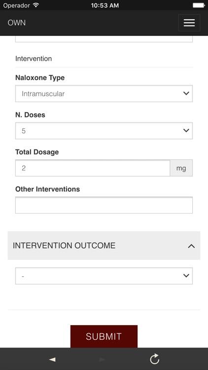 Overdose Warning Network screenshot-3