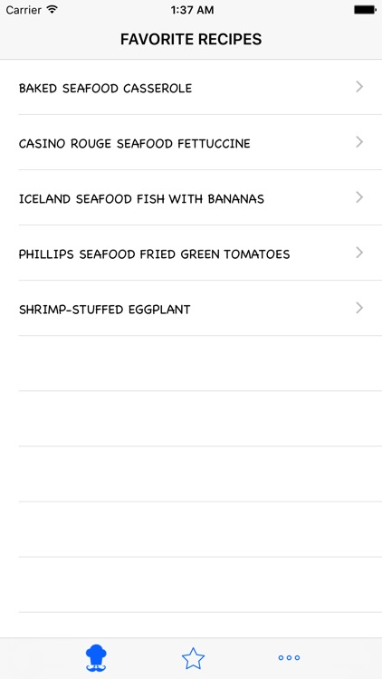 Seafood Recipes screenshot-3