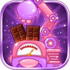 Activities of Magic Chocolate Candy Factory - Cooking game