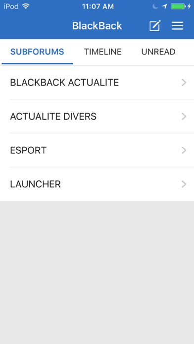 BlackBack screenshot 1