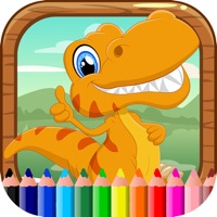 Codes for Dinosaur Coloring Book Kids Learn Drawing,Painting Hack