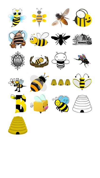 Bee Two Sticker Pack