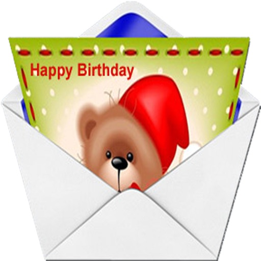 Best Happy Birthday Greeting Card  Maker App