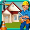 Little House Builder Kids Constructor Simulator 2D