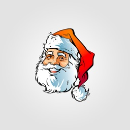 Santa Stickers | Premium Collection