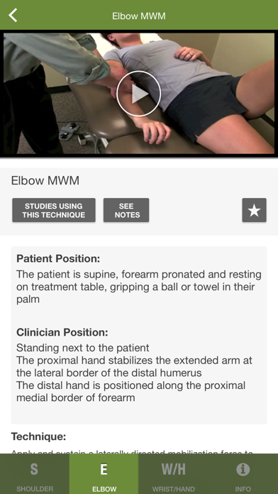 Mobile Omt Upper Extremity review screenshots