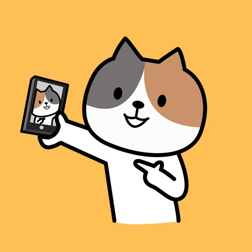 KITTy Cat Animated Stickers