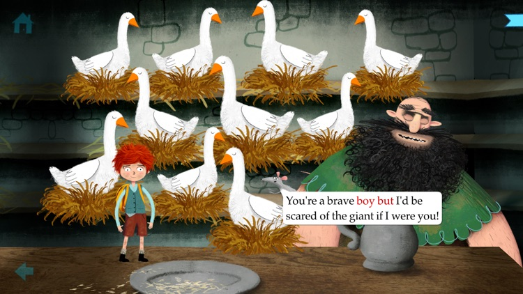 Jack and the Beanstalk by Nosy Crow screenshot-4