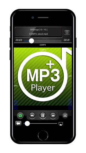 EZMP3 Player on the App Store