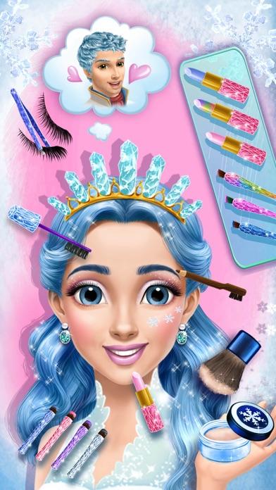 Princess Gloria Ice Salon - Full screenshot 4