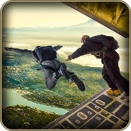 US Military Skydive Training