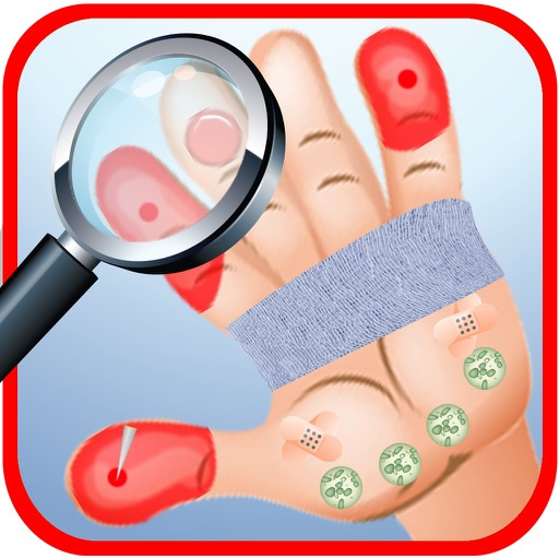 Wenig Crazy Hand Arzt ( Dr) - Kinder Spiele