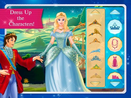 Cinderella Fairy Tale HD screenshot