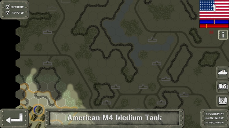 Tank Battle: 1944 Lite screenshot-3