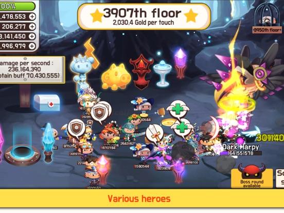 Tap Town ( Heros ) | App Price Drops