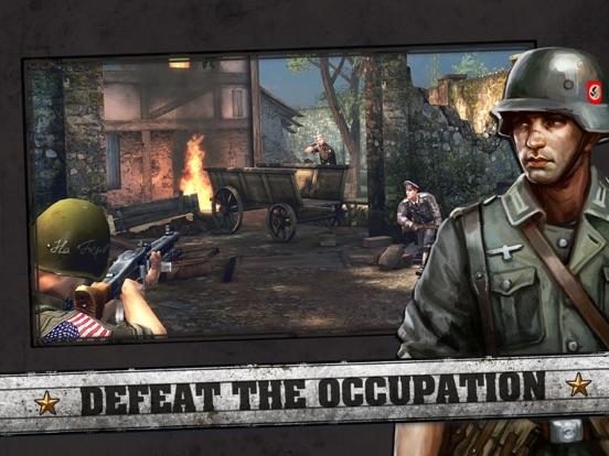 Frontline Commando: D-Day-ipad-1