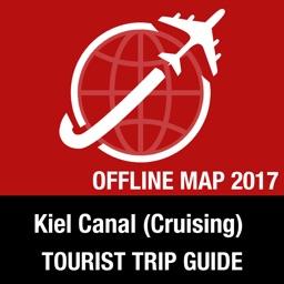 Kiel Canal (Cruising) Tourist Guide + Offline Map