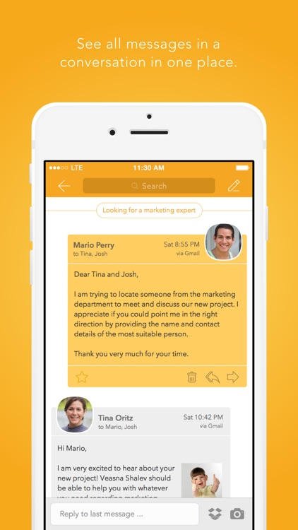 Oonbox - Ultimate Email Inbox