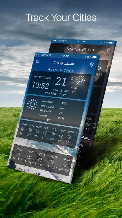 Weather - Weather forecast - Live weather screenshot-3