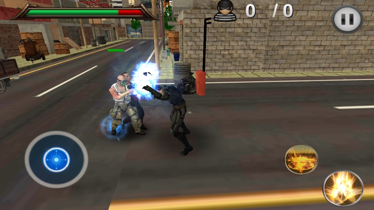 Hero Legend City screenshot-3
