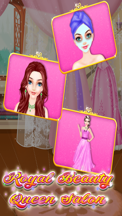 Royal Beauty Queen Salon Pro screenshot two
