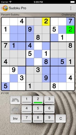 Sudoku Pro Ω on the App Store