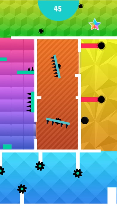 Bouncy Pong ○ screenshot 2