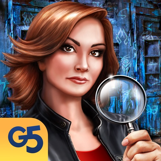 Kate Malone: Hidden Object Detective icon
