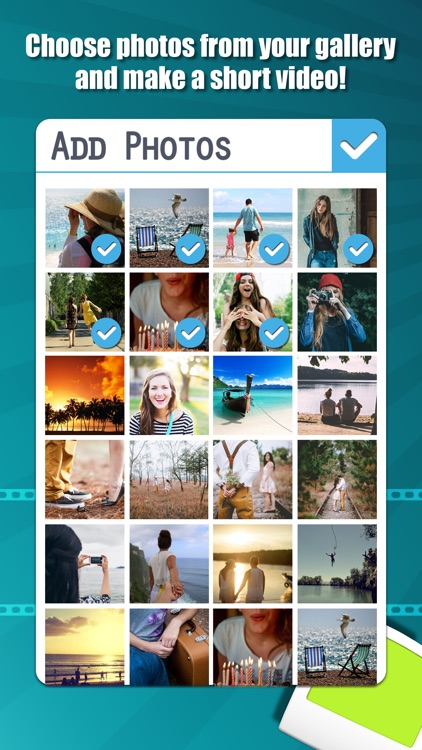 Photo Slideshow With Music: Your Story Video Maker