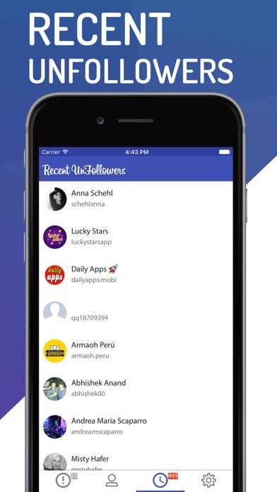 download Seguidores rastreador para instagram IG unfollower apps 2