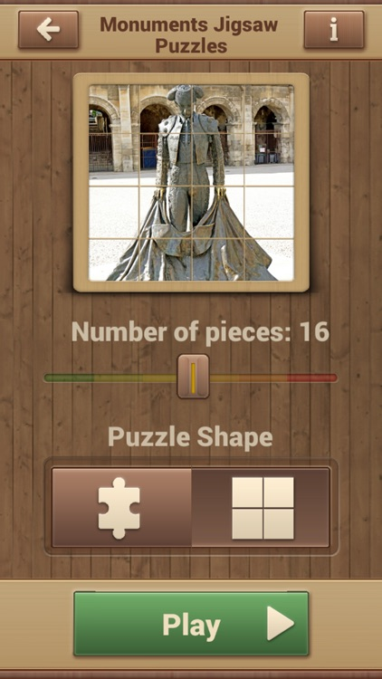 Monuments Jigsaw Puzzles screenshot-2