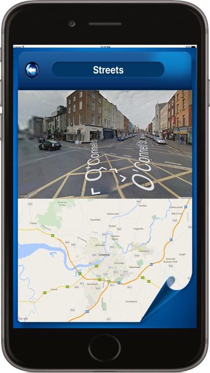 Limerick Ireland - Offline Travel Maps Navigation screenshot-4