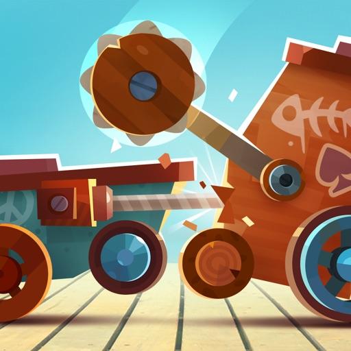 CATS: Crash Arena Turbo Stars app logo