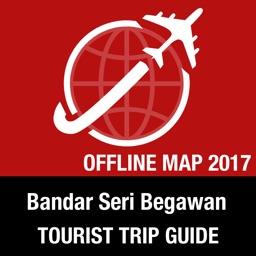 Bandar Seri Begawan Tourist Guide + Offline Map