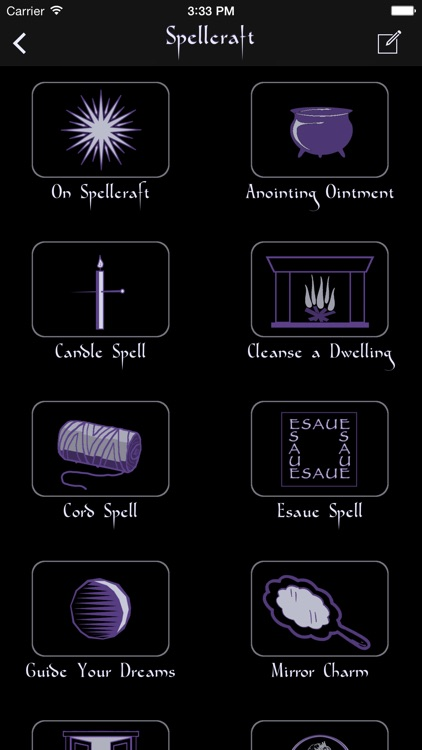 Wicca Plus screenshot-1